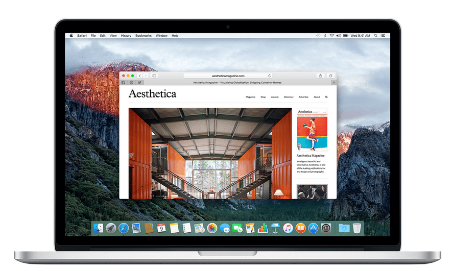 The Complete Guide to Mac OS X El Capitan (10.11)