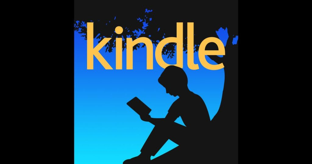 apps to read books - kindle