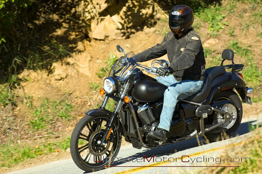 Only Black Wallpaper Kawasaki Vulcan 900 Custom Se Review Ultimate Motorcycling
