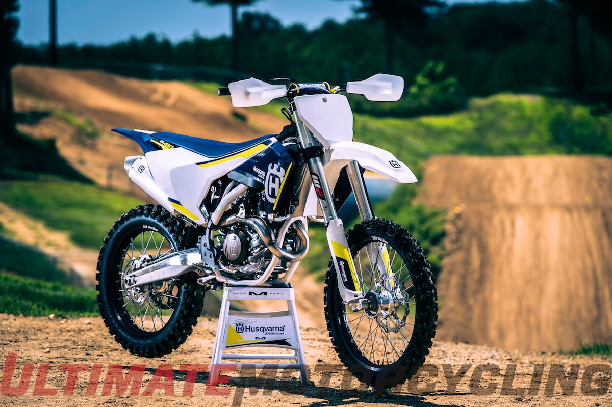 Full Hd Motorcycle Wallpaper 2016 Husqvarna Fc 450 Review First Ride Test