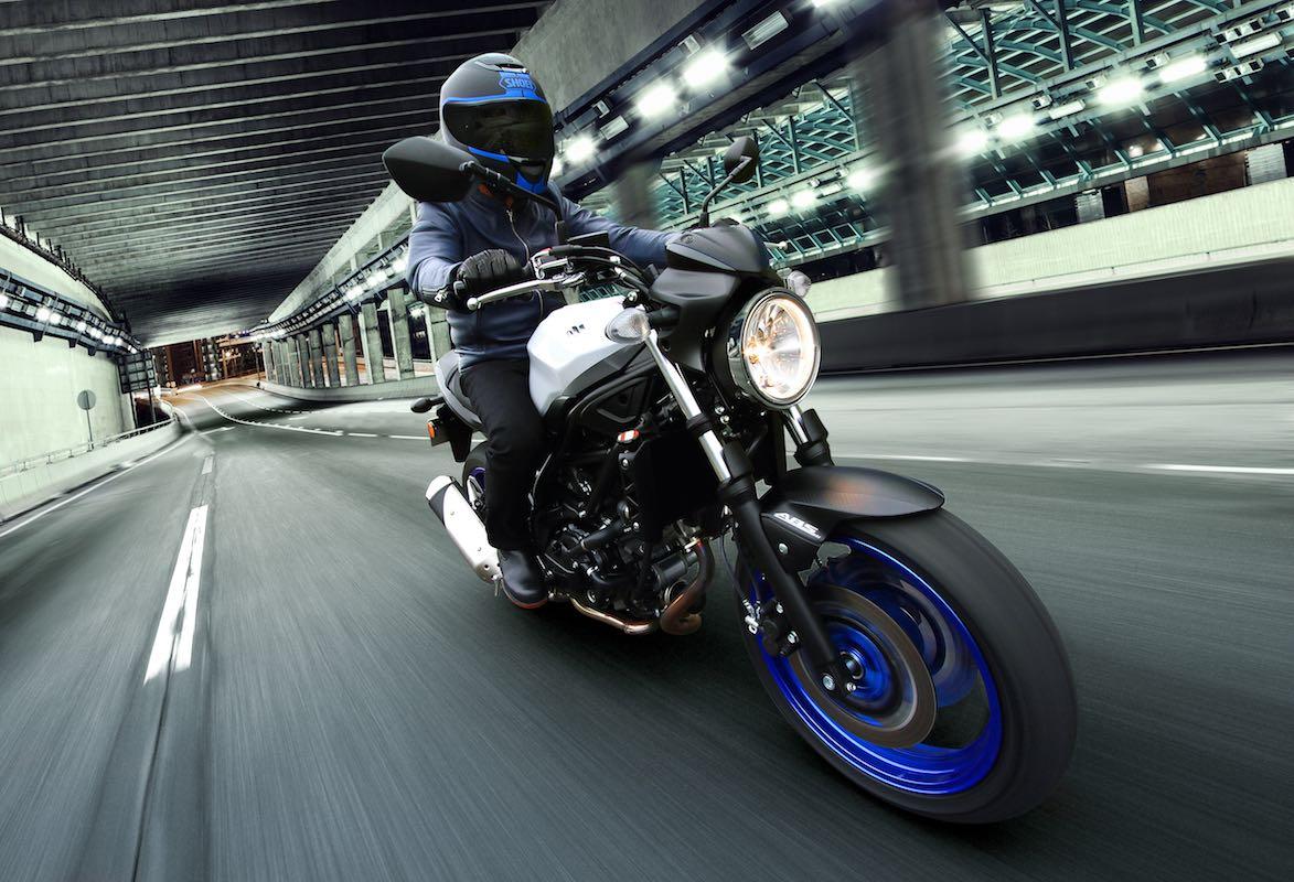 Girl With Bike Hd Wallpaper 2017 Suzuki Sv650 Naked Sportbike Exposed