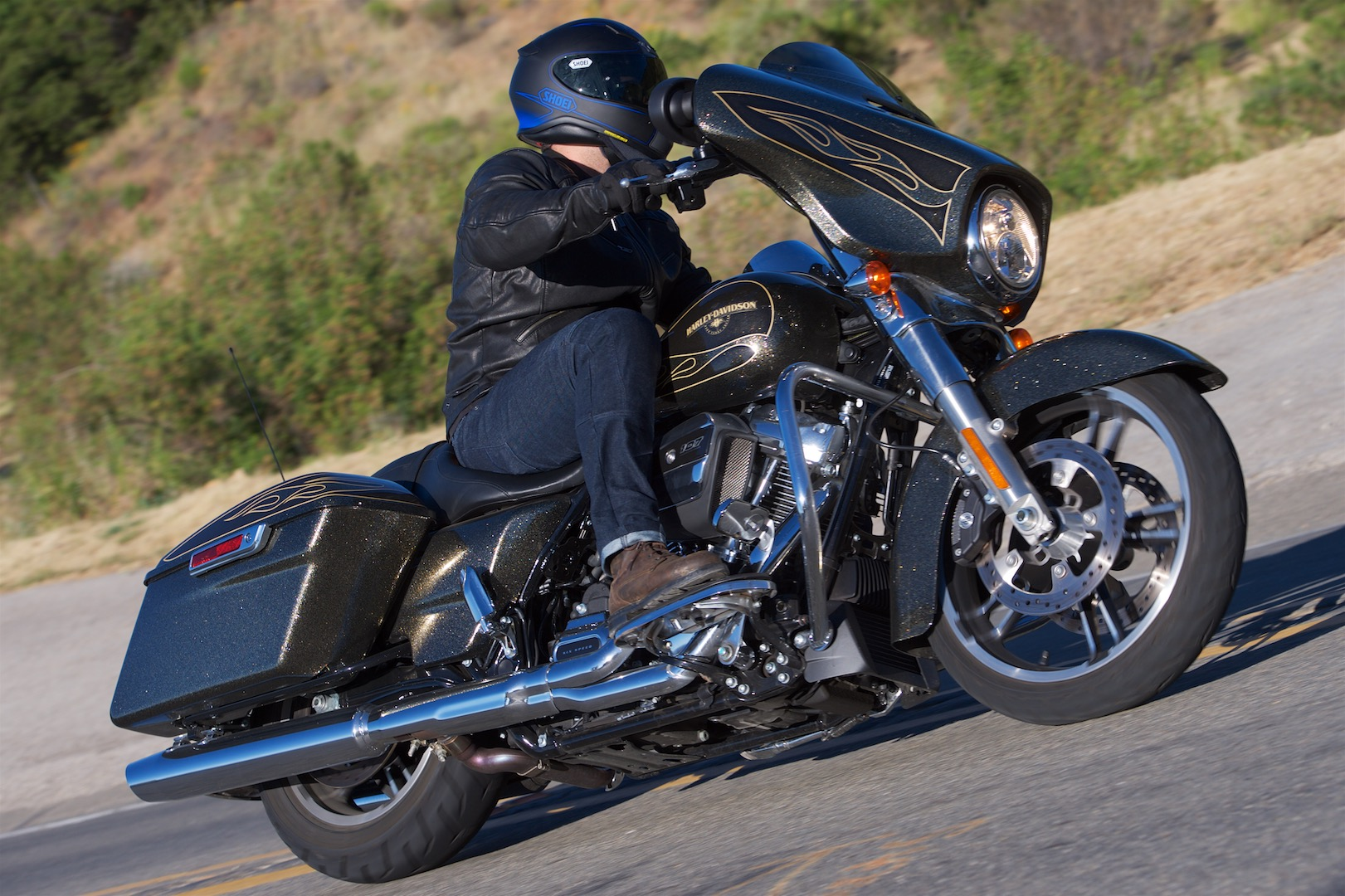 Harley Davidson Touring With 2017 Harley Davidson Street Glide Special Review 16 Fast Facts