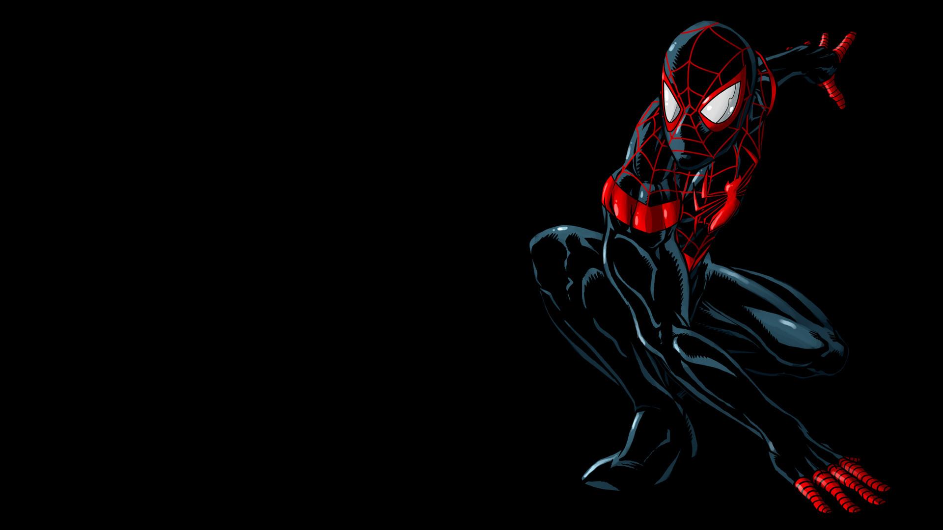 Club America Wallpaper 3d Ultimate Spiderman Miles Morales Wallpaper