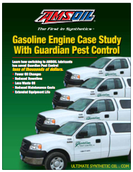 Guardian Pest Control Fleet Study - Report Cover