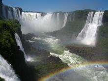 今だから話せるウルトラクイズ裏話-イグアスの滝