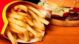 Long run reward... a dirty burger?