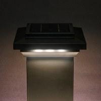 Solar Post Cap Lights - Bing images