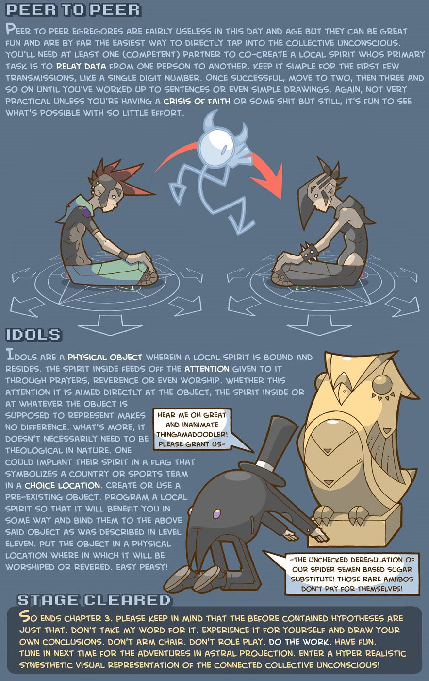 Psychonaut Field Manual by Archtraitor Bluefluke (Chaos Magick)
