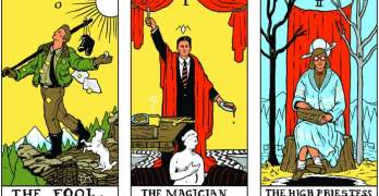 Check Out This Gorgeous Twin Peaks Tarot Deck