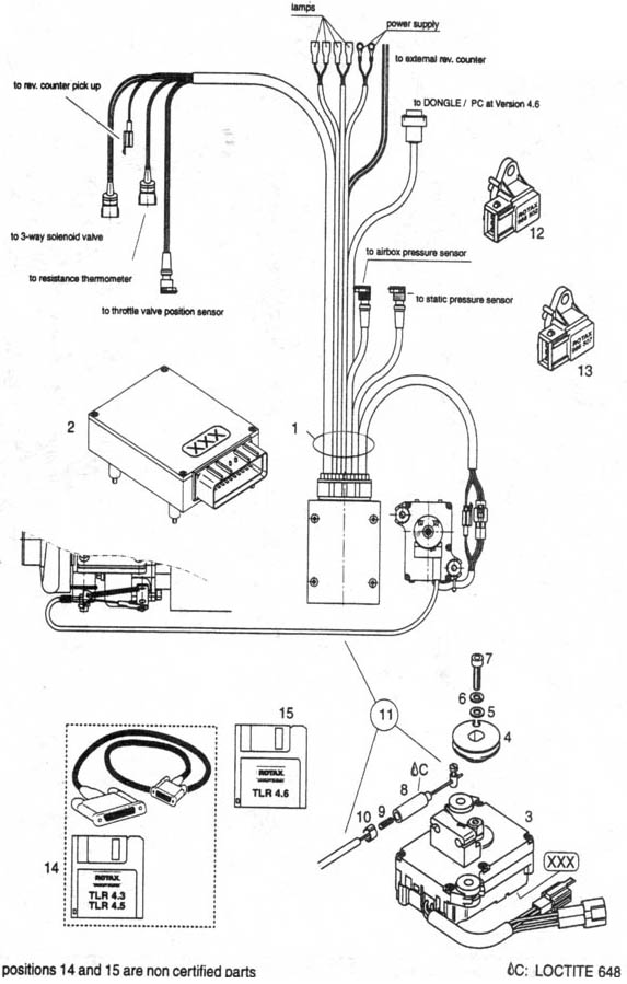 Rotax 912 Wiring Diagram - Auto Electrical Wiring Diagram