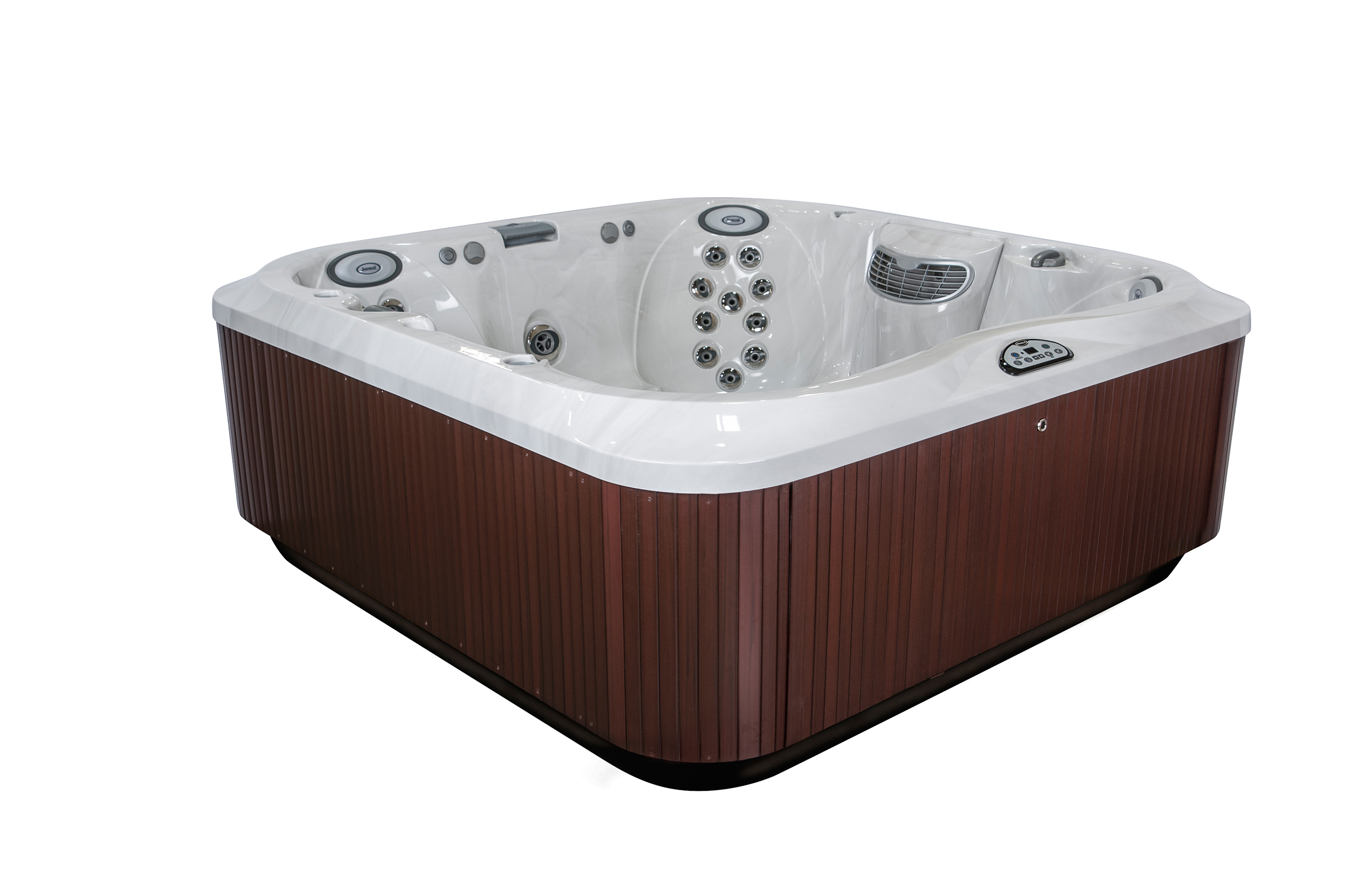 Jacuzzi Brand Pool Pump Jacuzzi J 375 6 Person Hot Tub Ultra Modern Pool And Patio