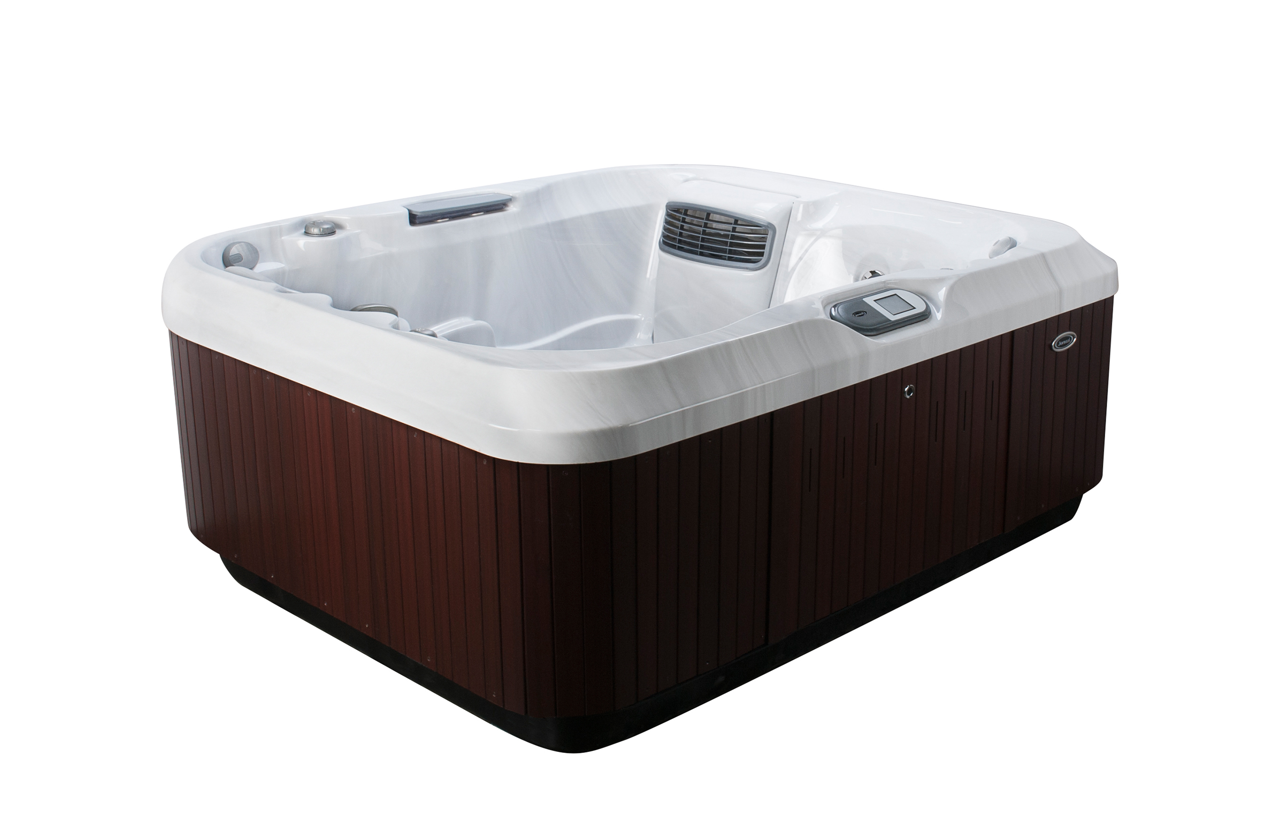 Jacuzzi Brand Pool Pump Jacuzzi J 415 3 Person Hot Tub Ultra Modern Pool And Patio
