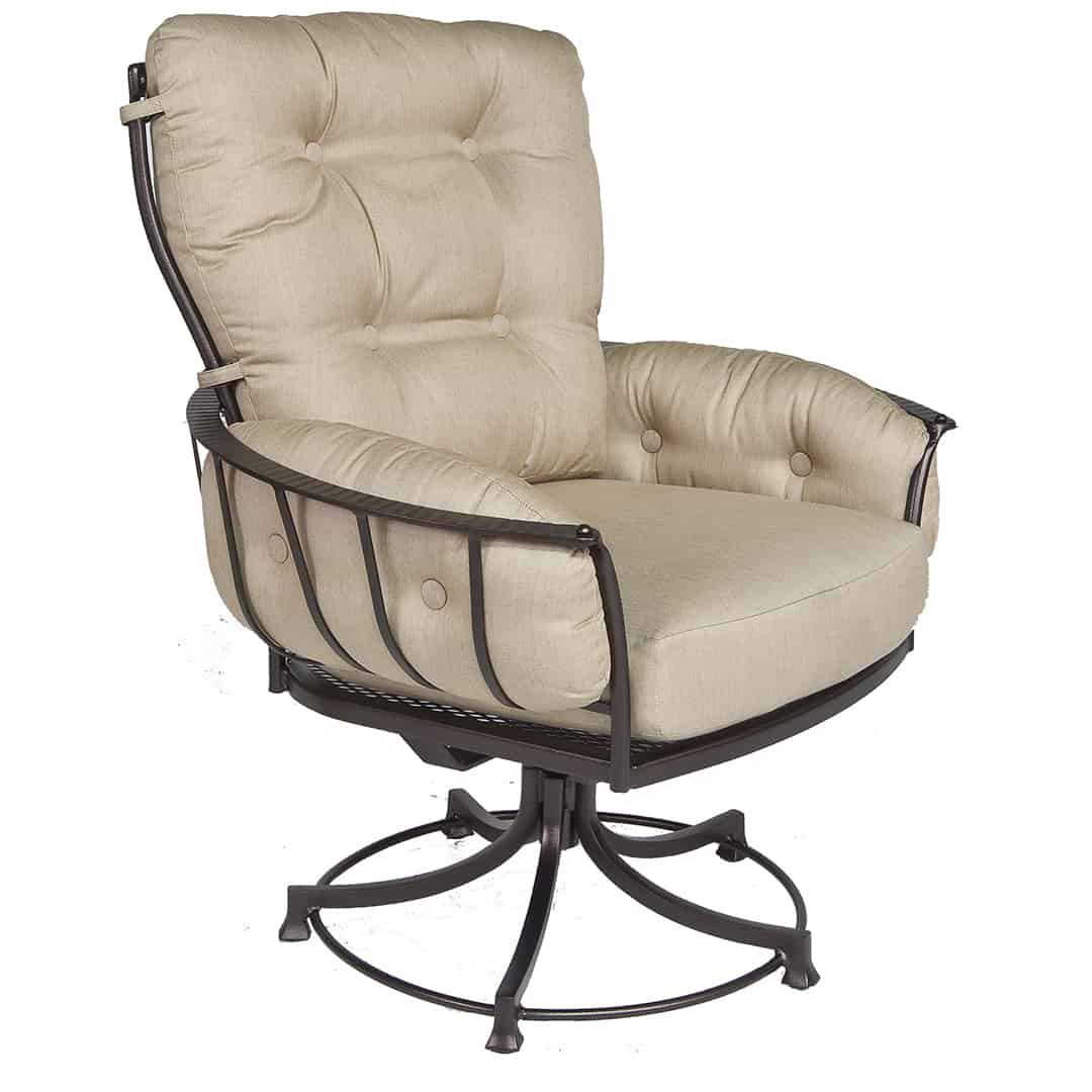 Sessel Mini Monterra Mini Lounge Swivel Rocker Chair Ultra Modern