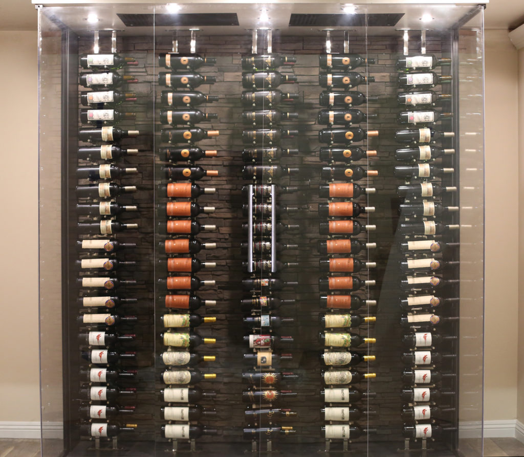 In Floor Wine Storage Floor To Ceiling Wine Rack Floor Standing Wine Rack