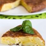 Tortilla Española / Tortilla Hiszpańska