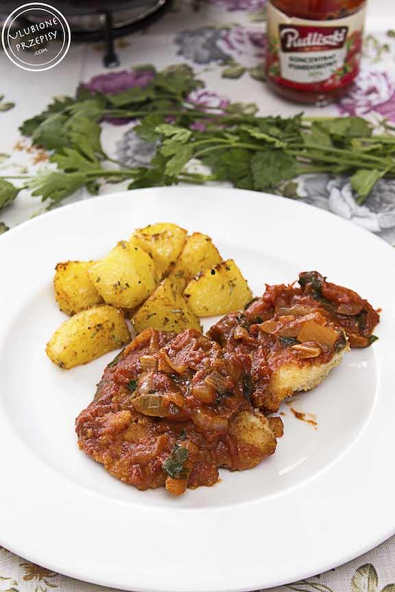 Ryba w pomidorach z cynamonem i curry