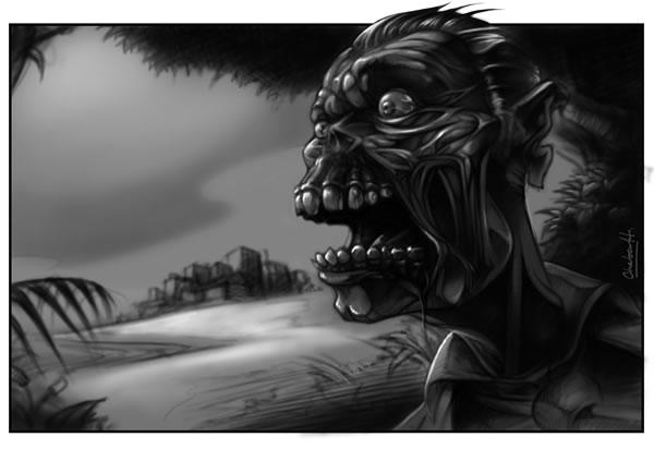 fnz6 Friday Nights Zombi  Un jeu de rôle marrant avec des zombis tous les vendredis