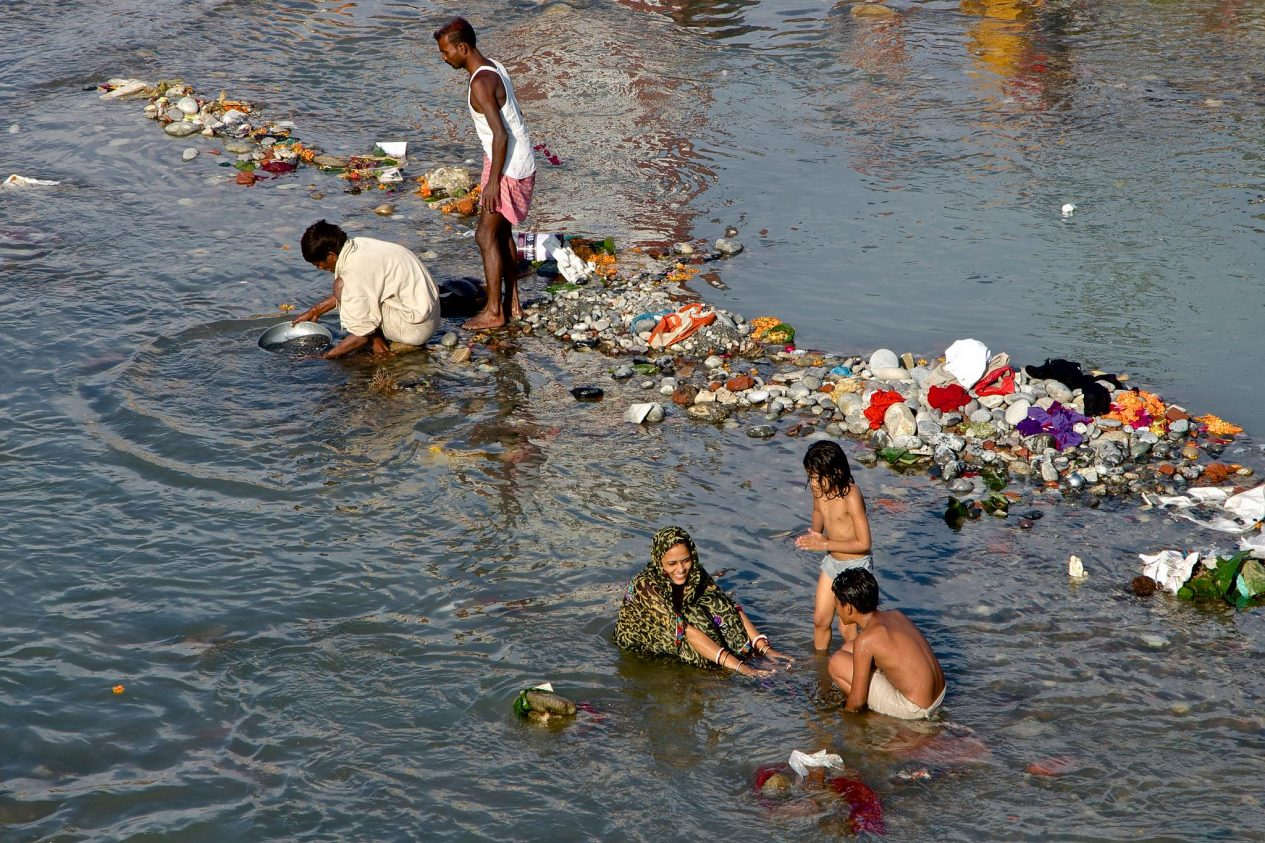 Major Rivers In India Auto Electrical Wiring Diagram Pick Up Harness Toyota Replacement1982truck River Ganges Just Got Human Rights