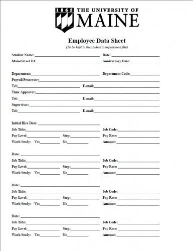 Rate Sheet Template Blog Sponsorship Set Proposal Letter   Information Sheets  Templates