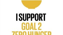 I SUPPORT #goal2 #globalgoals #zerohunger www.globalgoals.org