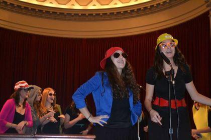 A cappella Shabbat