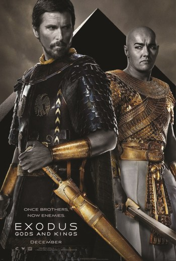"""""""Exodus: Gods and Kings,"""" which comes out Friday, Dec. 12, is another movie that will tell the story of Moses. (Photo taken from http://spinoff.comicbookresources.com/2014/07/09/ridley-scotts-exodus-gods-and-kings-debuts-first-trailer/)"""