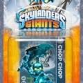 Skylanders Giants New York Toy Fair Chrome Blue Chop-Chop