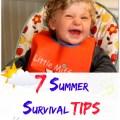 Summer Survival Tips for Kids Activities