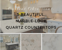 White Quartz Countertops That Look Like Marble   www ...
