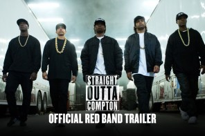Straight Outta Compton (Red Band Trailer)
