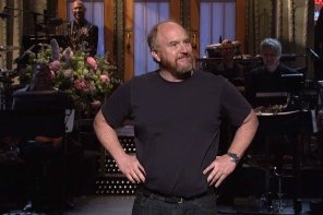 Louis C.K.  SNL Monologue