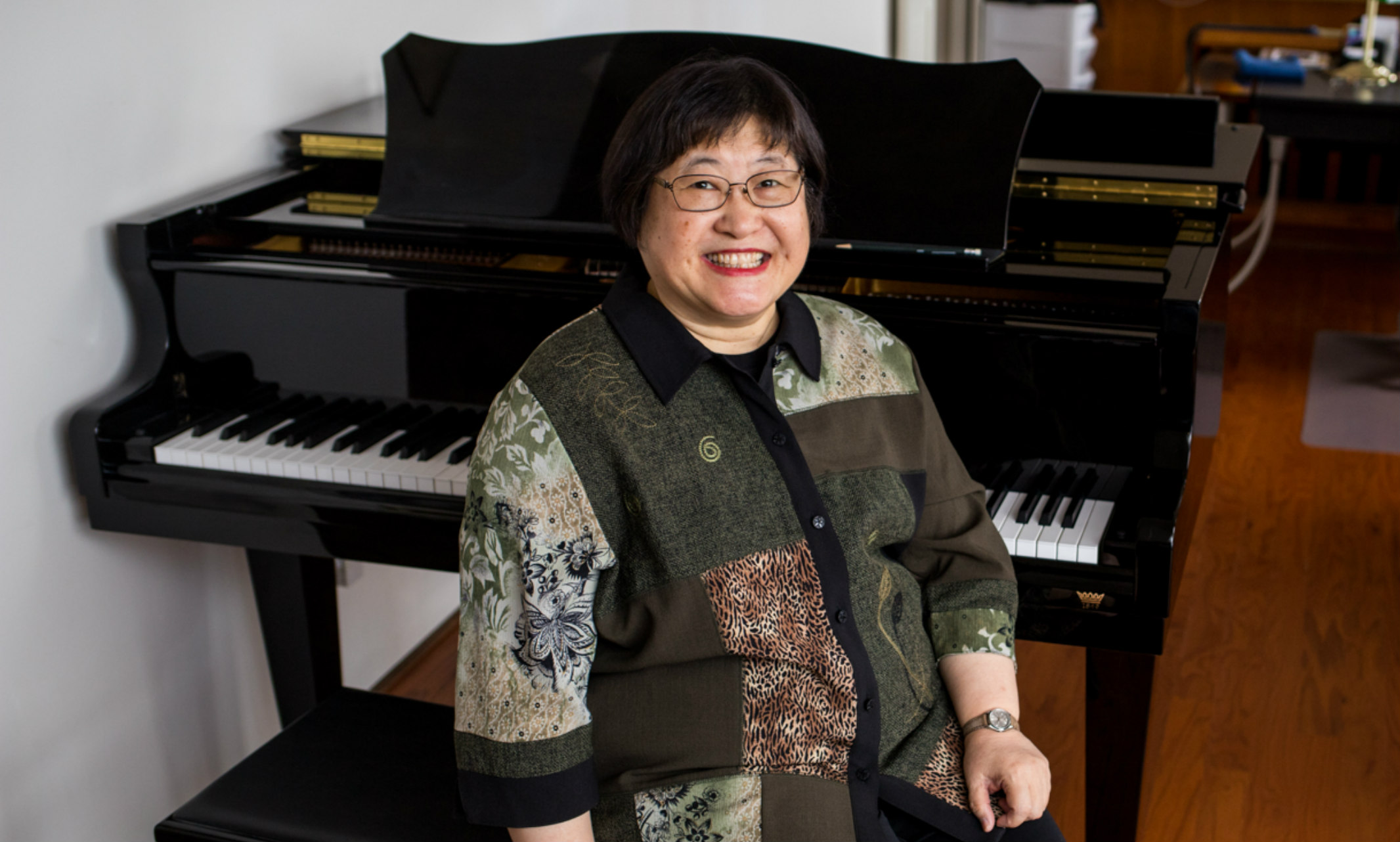 Chen Yi Umkc Composer Named Among Top Arts Group University Of Missouri
