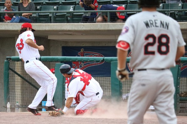 Spinners fall at home against Valleycats