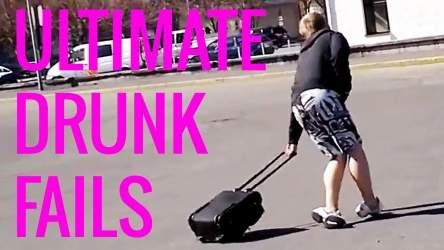Frunk Dails  Ultimate Drunk Fails Compilation