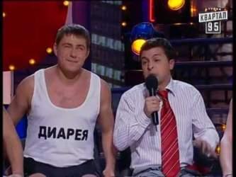 Вечерний Квартал (2007) - Свобода слова с Савиком Шустером, Державна мова, Выборы в Украине