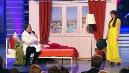 КВН 2014 Высшая лига Третья 1/4 (ИГРА ЦЕЛИКОМ) Full HD 1080p