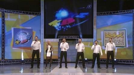 КВН Сборная банкетных ведущих - 2014 Первая лига Вторая 1/4 КОП