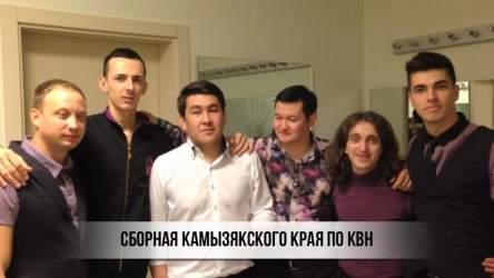 Поздравление А.В. Маслякову