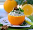 Portakalda  Elmalı  Kereviz  Salatası