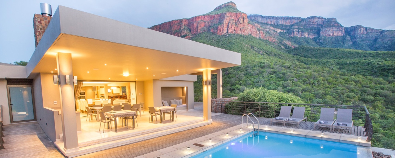 Accommodations South Africa Luxury Accommodation Near Blyde River Canyon Panorama Route