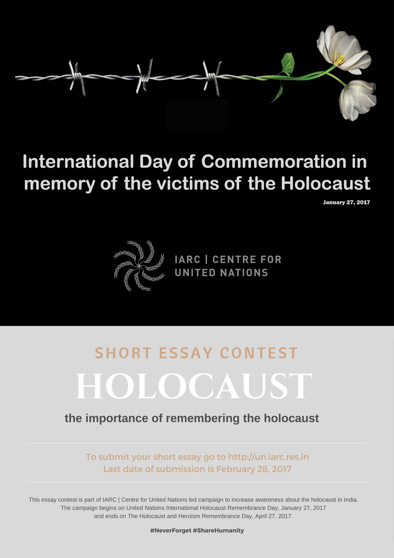 Write my holocaust photo essay