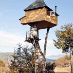 Una casa de té demasiado alta