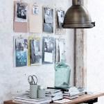 Carpetas de pinza para un panel de inspiración