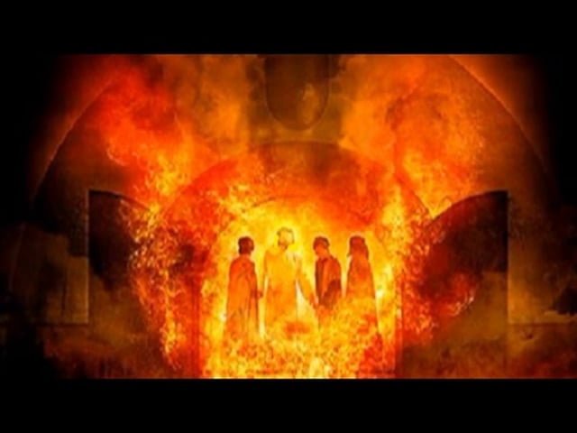 Fiery Furnace Unashamed Of Jesus