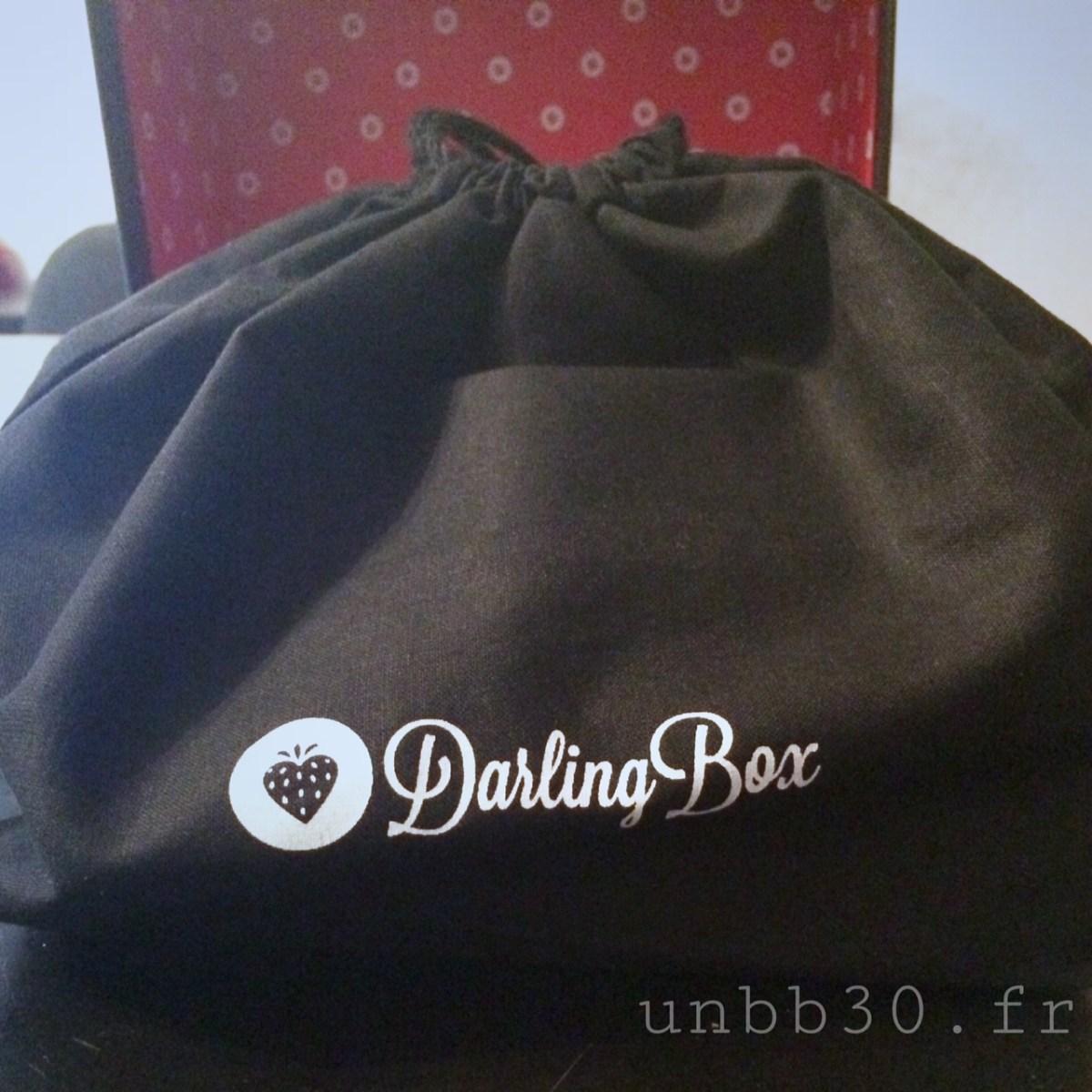 J'ai testé la Darling Box