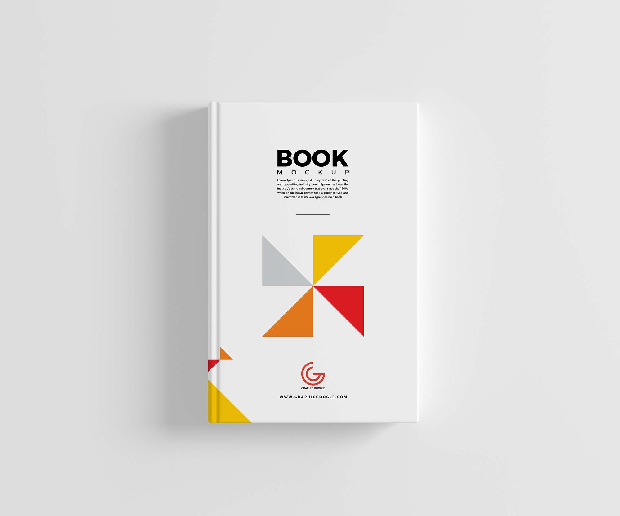 Mockup Report Psd Download Free Book Cover Mockup Psd Psd Graphic Files