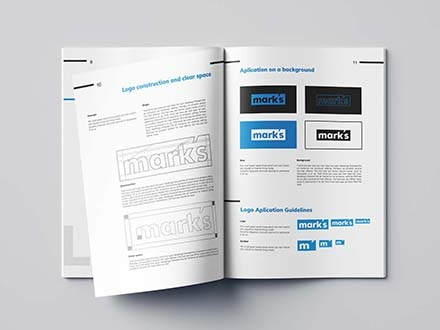 Free Brand Manual Templates to Download