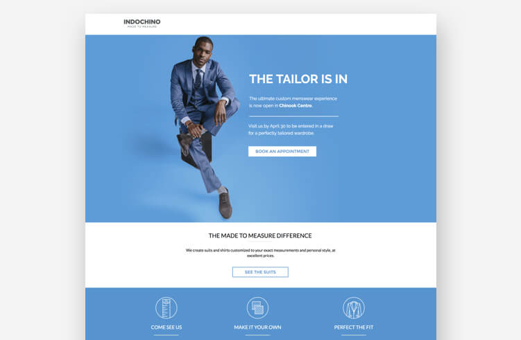 The Best Landing Page Design Examples To Inspire Your Next Layout