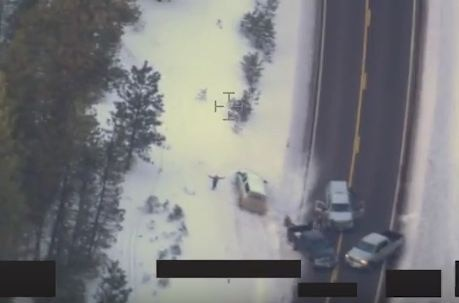 Was LaVoy Finicum shot nine times, set up with planted stolen pistol?