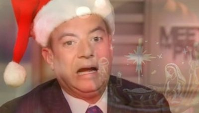 Priebus Gives Traditional Christmas Message Libs Lose Their Minds